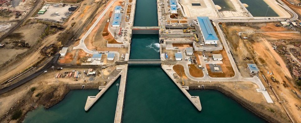 Expanded-Panama-Canal-Geared-to-Open-by-July-1024x684